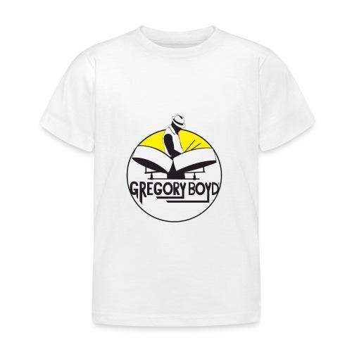 INTRODUKTION ELEKTRO STEELPANIST GREGORY BOYD - Børne-T-shirt