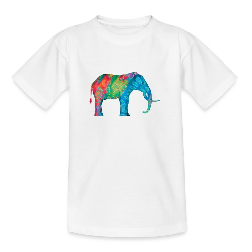 Elefant - Kids' T-Shirt
