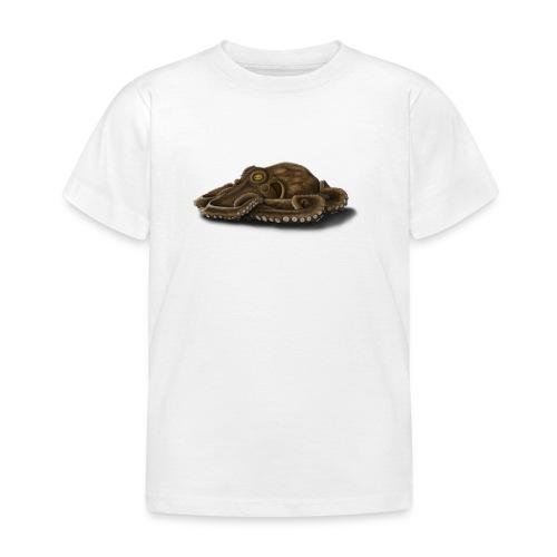 Oktopus - Kinder T-Shirt