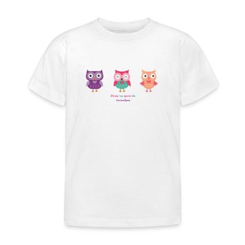 Dans les yeux de Valentine - T-shirt Enfant