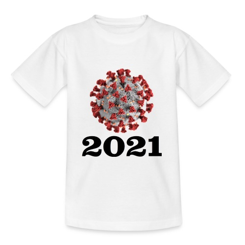Virus 2021 - Kinder T-Shirt