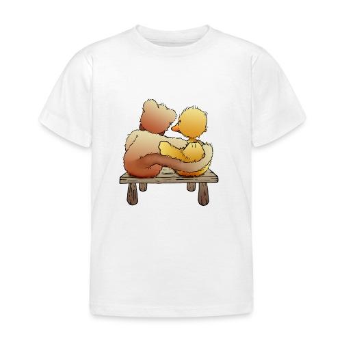 Freunde für immer - Kinder T-Shirt