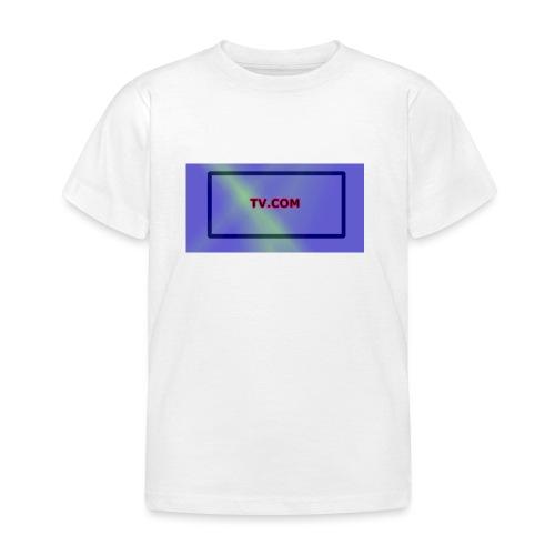 TV.COM - Lasten t-paita