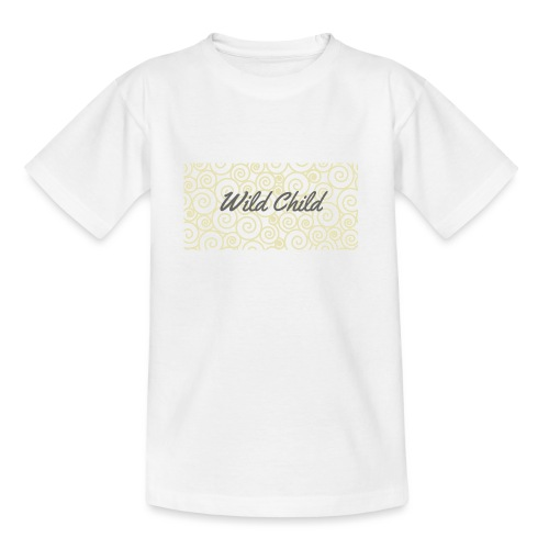 Wild Child 1 - Kids' T-Shirt
