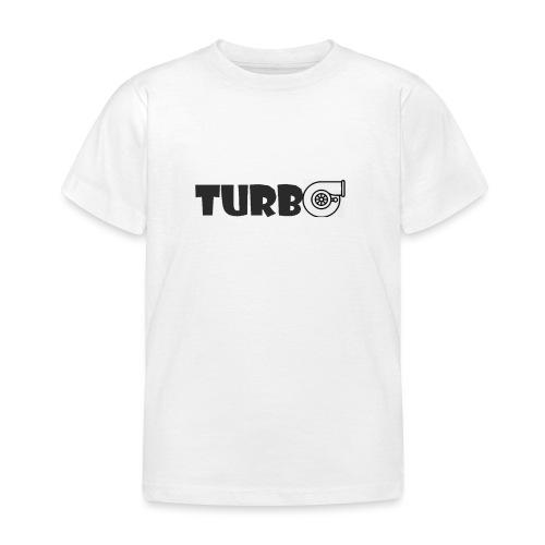 turbo - Kids' T-Shirt