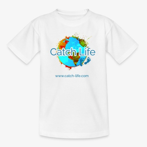 Catch Life Color - Kids' T-Shirt