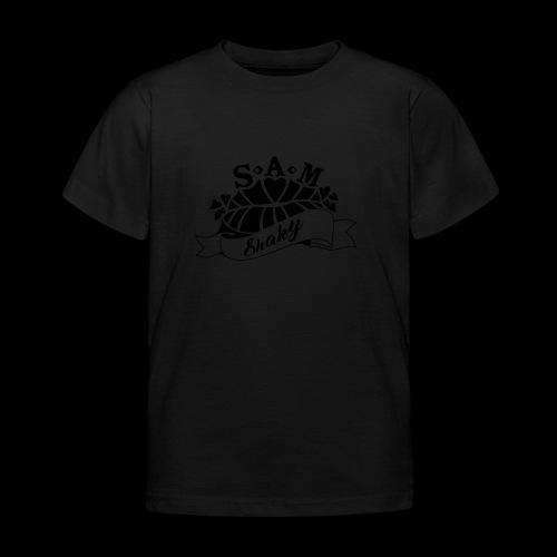 SamShaky - Lasten t-paita