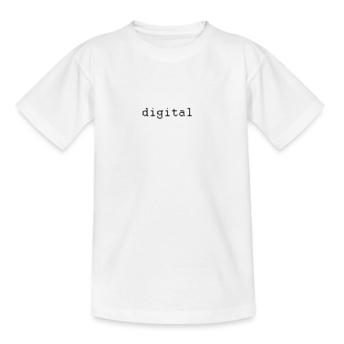 digital - T-shirt Enfant