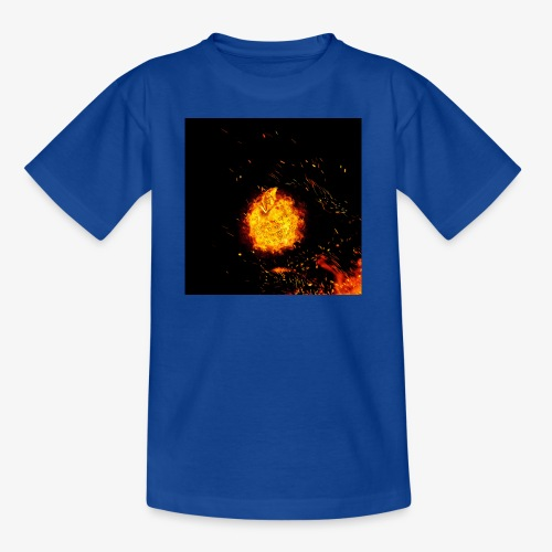 FIRE BEAST - Kinderen T-shirt