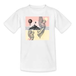 Anges au Mont Saint Michel - T-shirt Enfant