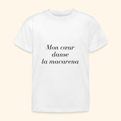Macarena - T-shirt Enfant