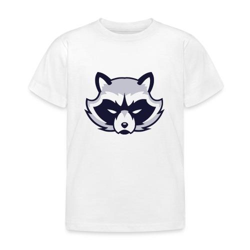 Waschbär - Kinder T-Shirt