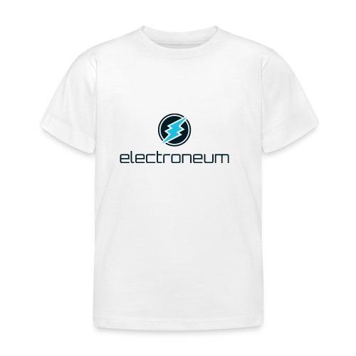 Electroneum - Kids' T-Shirt
