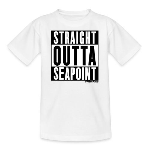 Straight Outta Seapoint - Kids' T-Shirt