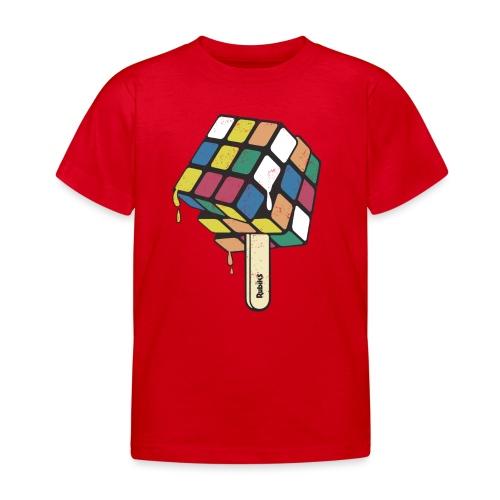Rubik's Cube Ice Lolly - Kids' T-Shirt