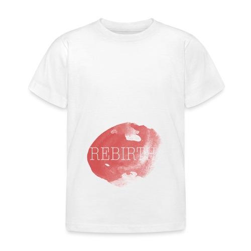 rebirth - Maglietta per bambini