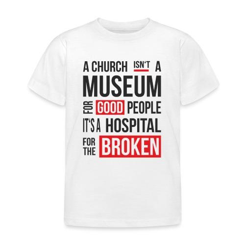 Church Museum - Kinder T-Shirt
