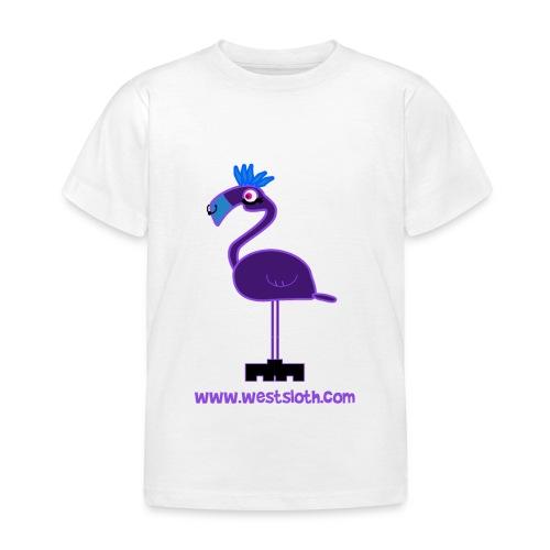 Dark Flamingo - Lasten t-paita