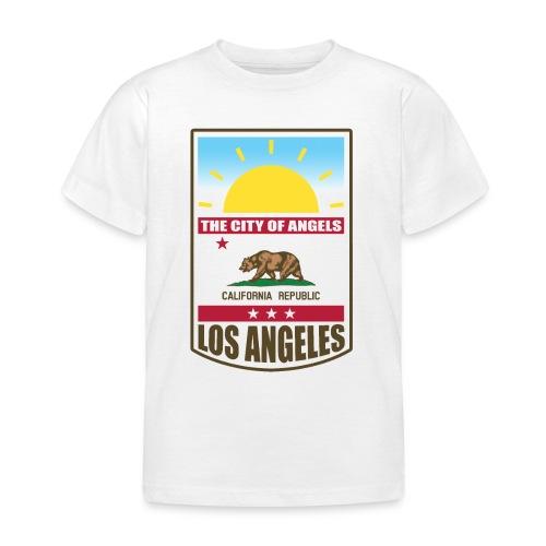 Los Angeles - California Republic - Kids' T-Shirt