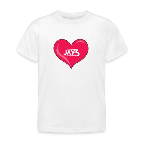 Love JAY-S - Maglietta per bambini