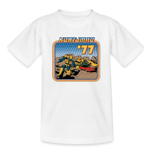 '77 Corolla... ROLL OUT! - Kids' T-Shirt