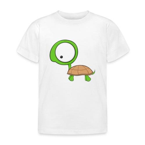 Cartoon Turtle - Camiseta niño