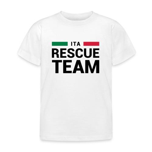 ITA Rescue Team - Maglietta per bambini