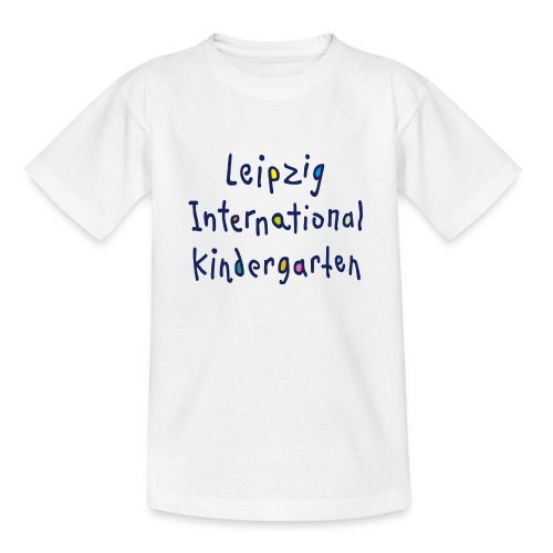 L cmyk LIK full Spreadsh - Kids' T-Shirt