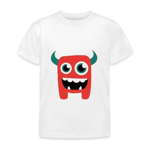 Kleines Monster - Kinder T-Shirt