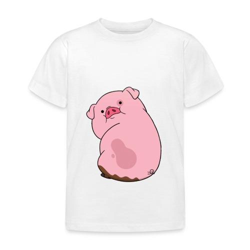 Morsomme griser - T-skjorte for barn