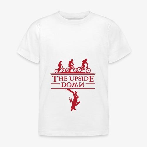 upside down - Koszulka dziecięca