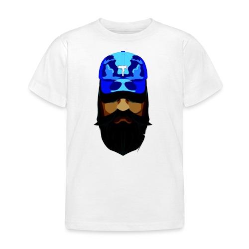 T-shirt gorra dadhat y boso estilo fresco - Camiseta niño