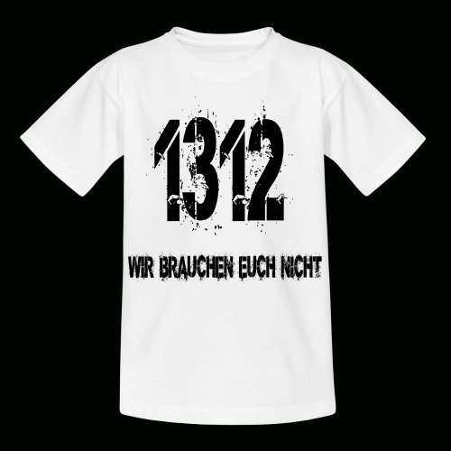 1312 BOSS - Kinder T-Shirt