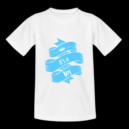 it's a Boy - Kinder T-Shirt