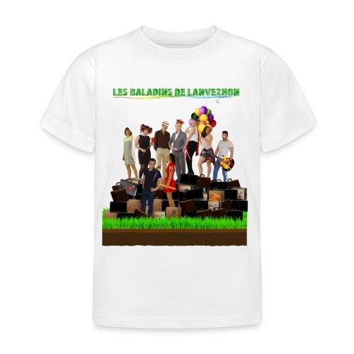 CRAZY LANVEZHON - T-shirt Enfant