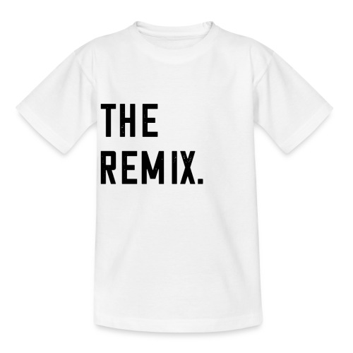The Remix T-Shirt Baby Eltern Kind Paar Outfit - Kinder T-Shirt