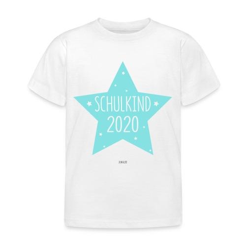 Schulkind Geschenk Einschulung 2020 Jungen T-Shirt - Kinder T-Shirt