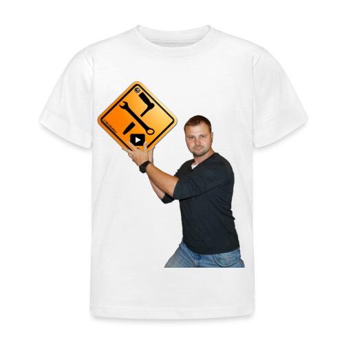 M1Molter + Logo - Kinder T-Shirt