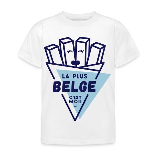 La+Belge - T-shirt Enfant
