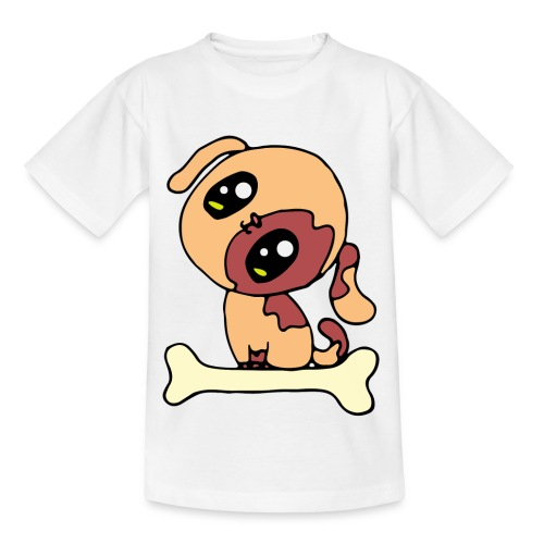 Kawaii le chien mignon - T-shirt Enfant