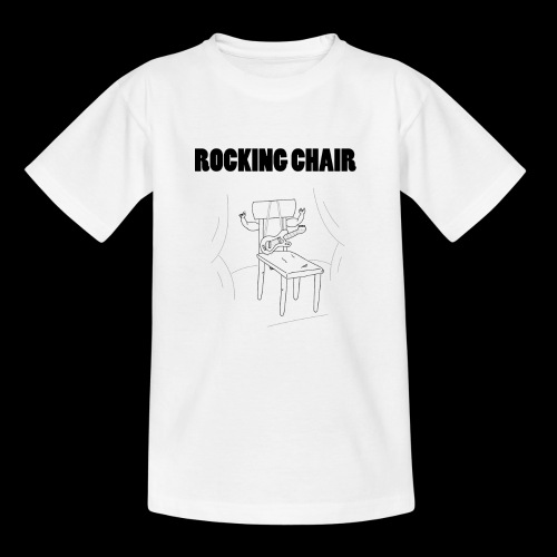 Rocking Chair - Kids' T-Shirt