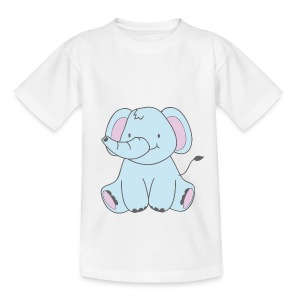 The Little Elephant - Kids' T-Shirt