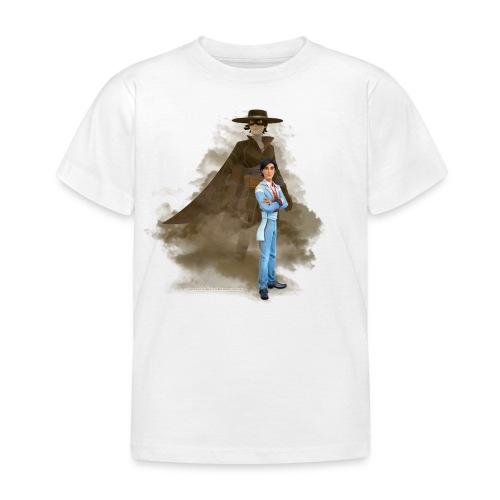 Zorro The Chronicles Don Diego Doppelleben - Kinder T-Shirt