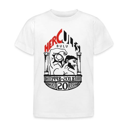Hercules 20v. - Lasten t-paita