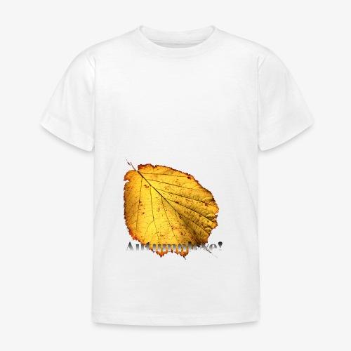 F69863C9 ED92 4705 B3C5 D055637DC165 - T-skjorte for barn