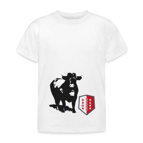 Vache - Cow - Kinder T-Shirt
