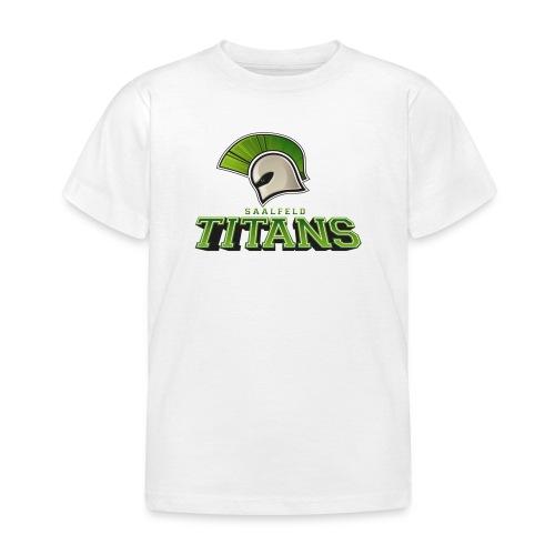 Titans Logo - Kinder T-Shirt