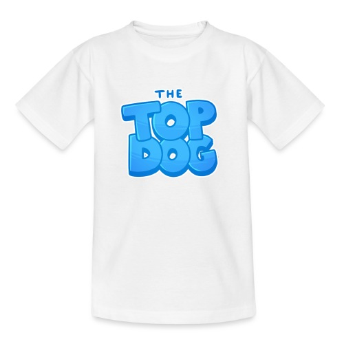 Top Dog merch - Kids' T-Shirt