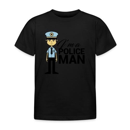 POLICEMAN - Maglietta per bambini
