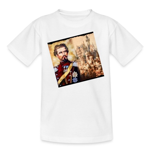 Ludwig and Falkenstein - Kids' T-Shirt